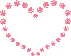 Heart-shaped clipart pink In of Pink shape shape
