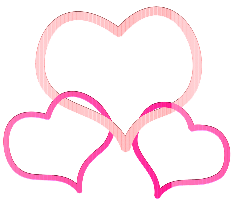 Heart-shaped clipart pink Creation] For Heart Heart on