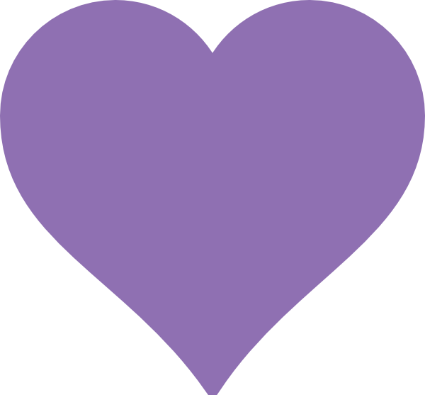 Heart-shaped clipart small #6
