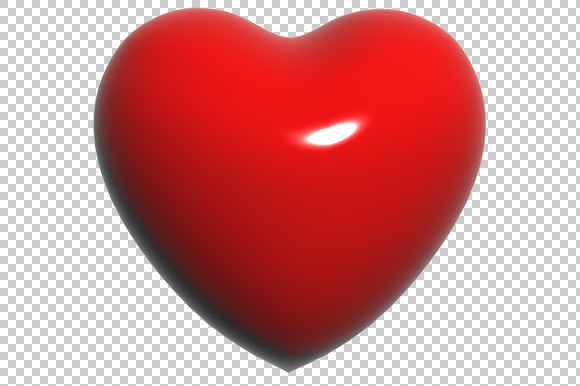 Heart-shaped clipart small #4
