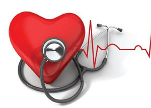 Heart-shaped clipart stethescope #4