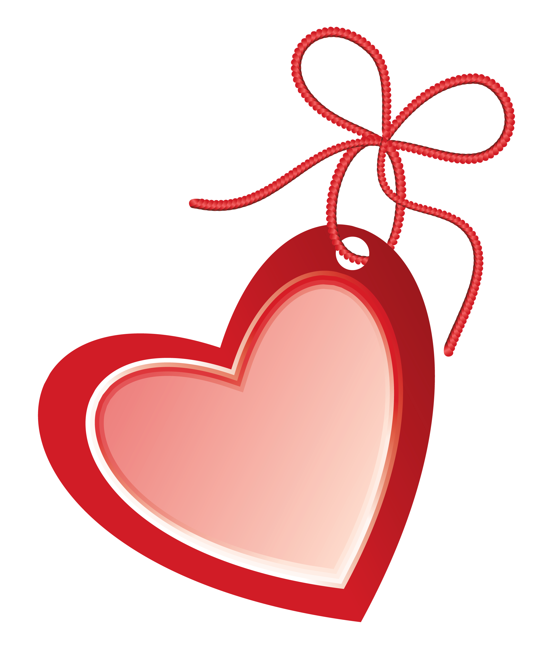 Heart-shaped clipart transparent Gallery PNG Heart Yopriceville Label