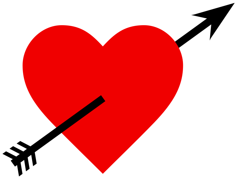Heart-shaped clipart vector art File:Love Commons Download Shape Wikimedia