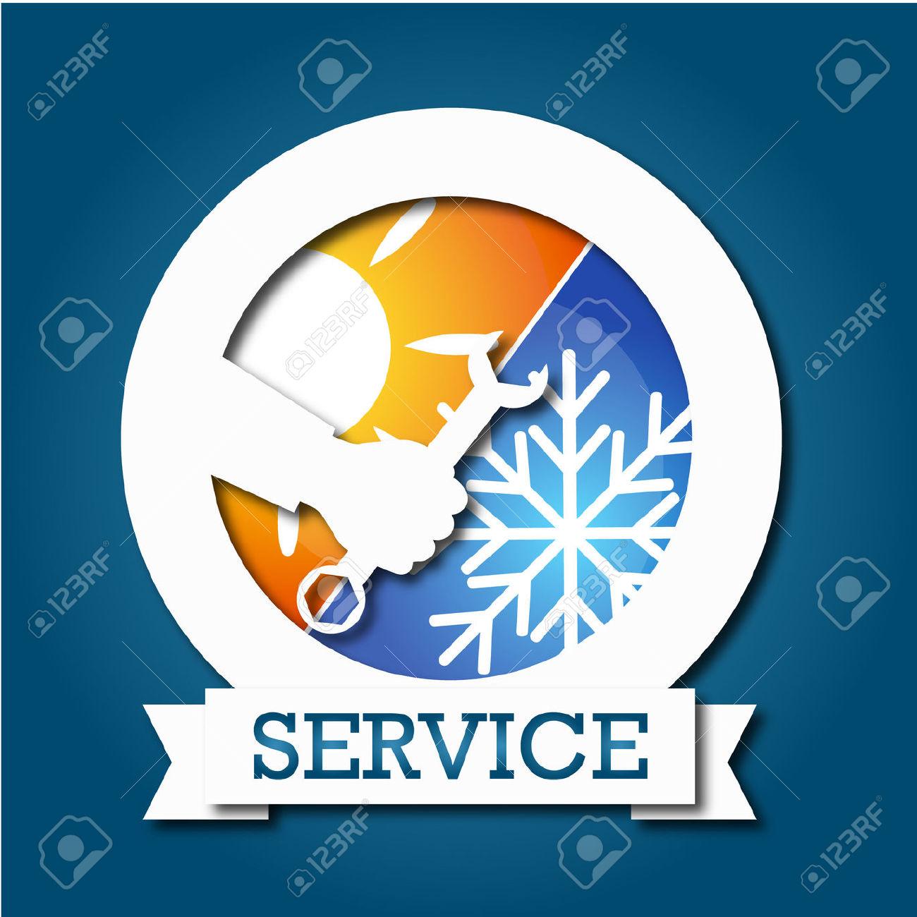 Heat clipart air conditioner repair Clipart technician Air Ac Mechanic
