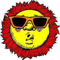 Heat clipart animation 2010 Heatwave! Warren Library: July