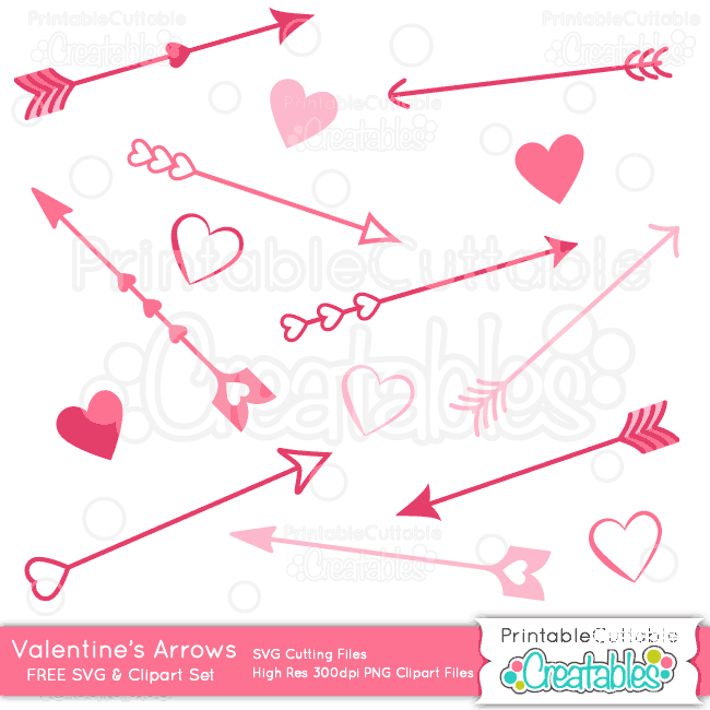 Valentines & Arrows your &