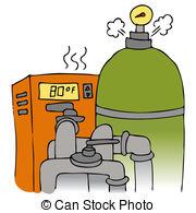 Heat clipart art Pump Repair Heat Art Repair