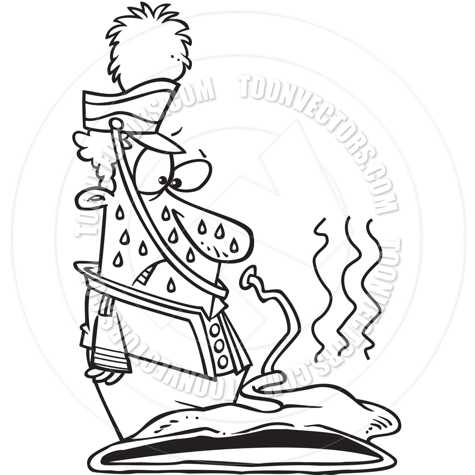 Heat clipart black and white Clipart And Heat Black White