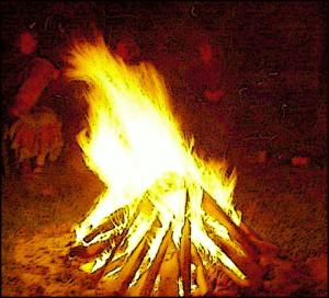 Heat clipart bonfire Art Clip Clipart Bonfire Download