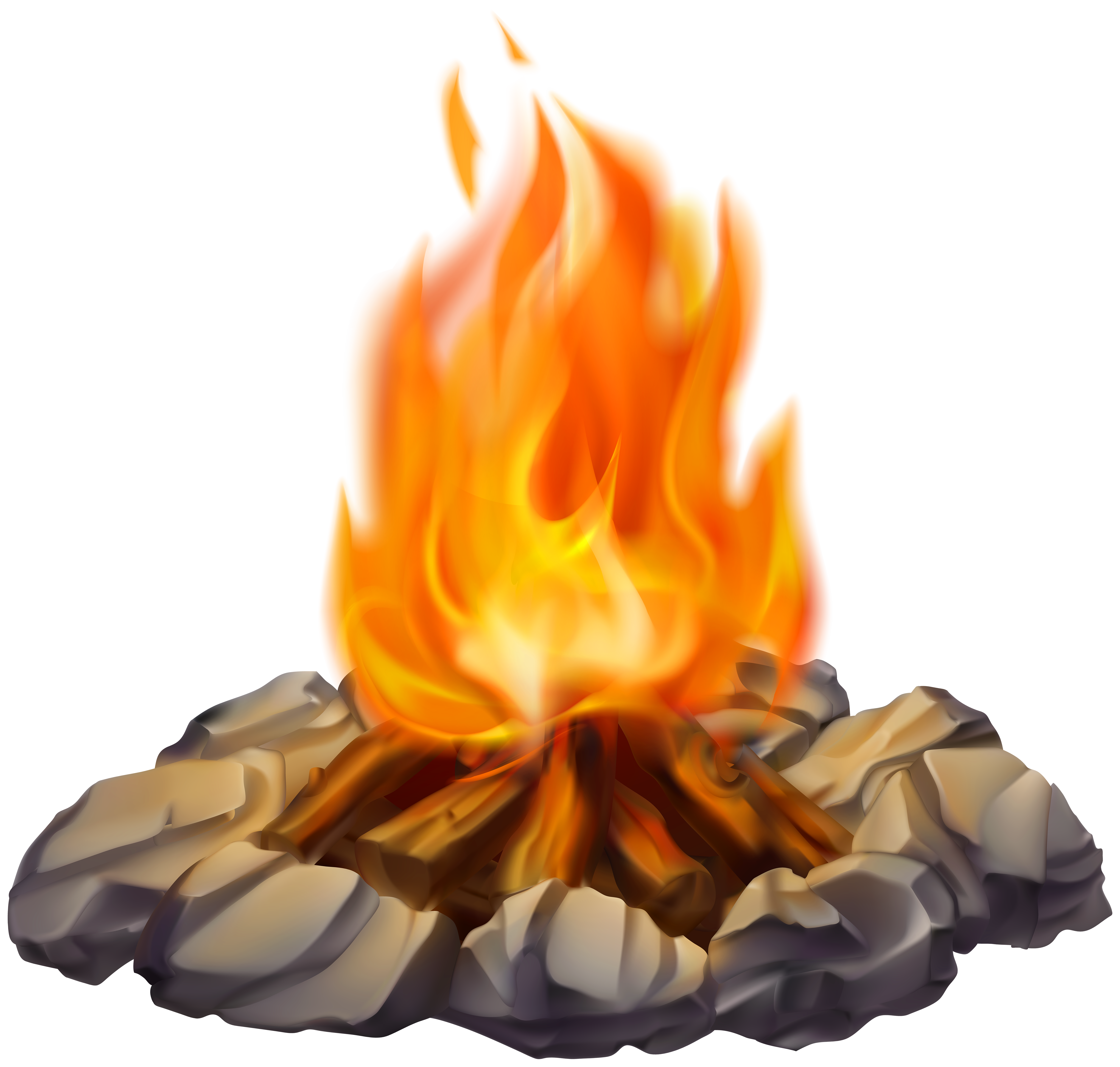 Heat clipart campfire PNG Gallery Quality full size