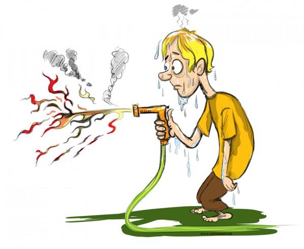 Heat clipart cartoon #5