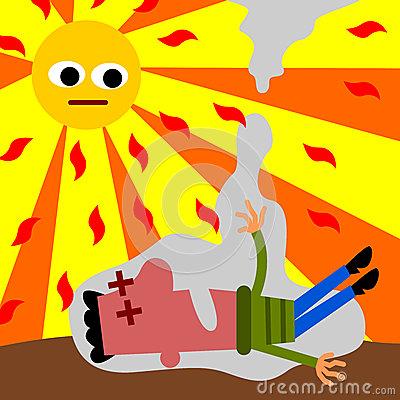 Heat clipart cartoon #2