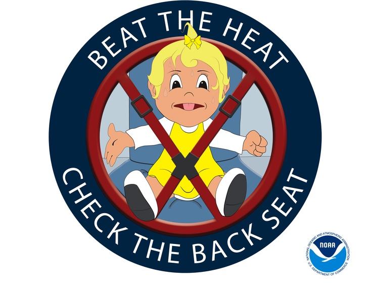 Heat clipart child care Heat HEAT/CHECK BEAT THE backseat