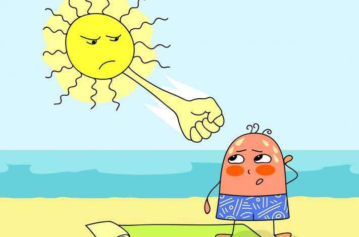Heat clipart child care To avoid in care child