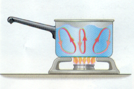 Heat clipart convection In between difference the terminology