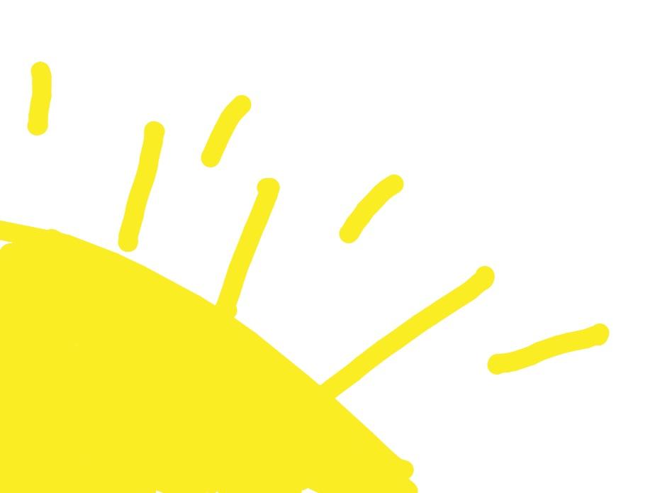 Information Sun on Sun Overdone