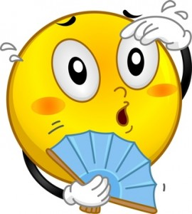 Heat clipart early human Heat and Disorders Summer Mental