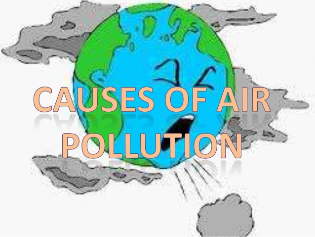Heat clipart environmental issue Issues on 15 air pollution