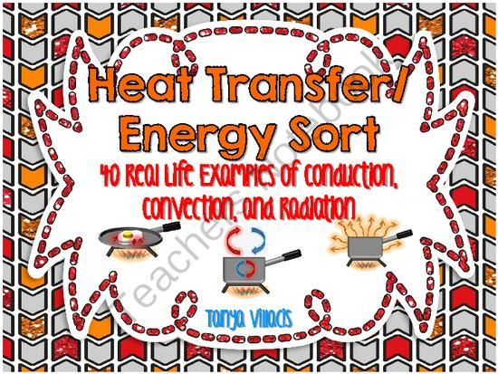 Heat clipart example Class science Energy/ 7