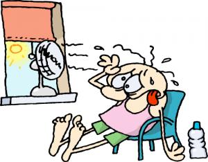 Heat clipart heat cramp Outdoor Heat 7 Trauma Heat
