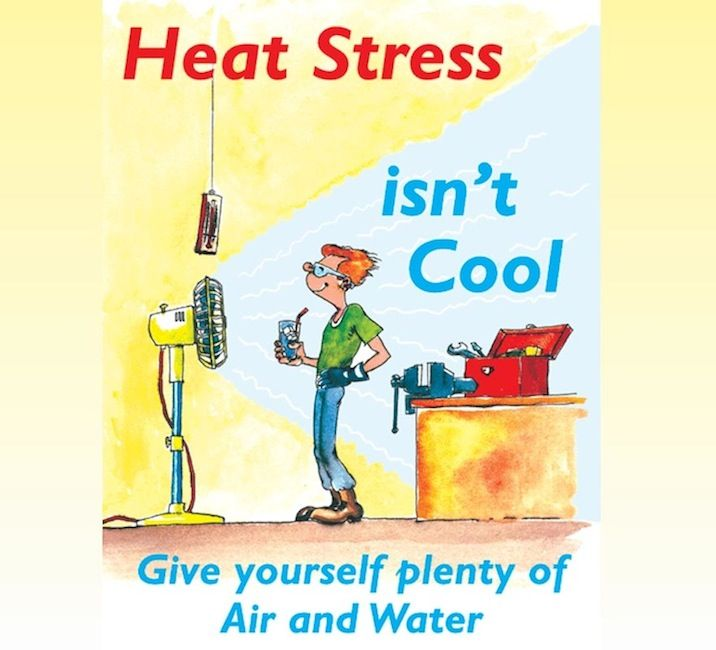 Heat clipart heat exhaustion Avoids 47 Heat Exhaustion NCC