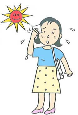 Heat clipart heat stress With Japan Center Heat Nagoya