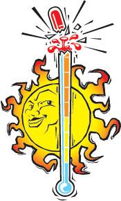 Heat clipart heat stress Clipart Clipart Cliparts Zone Cliparts