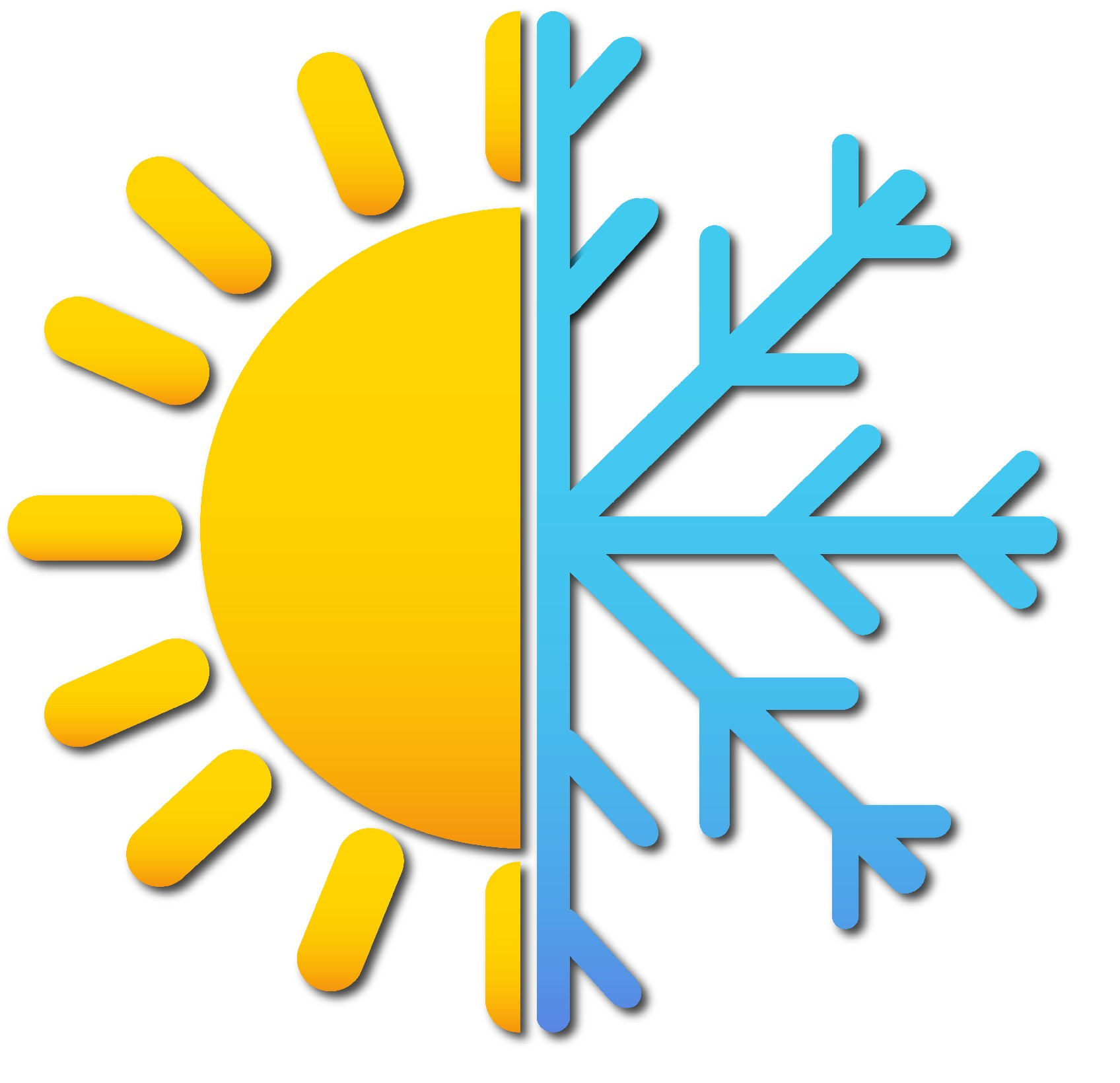 Heat clipart heating and cooling Clipart Heating And Art Clip