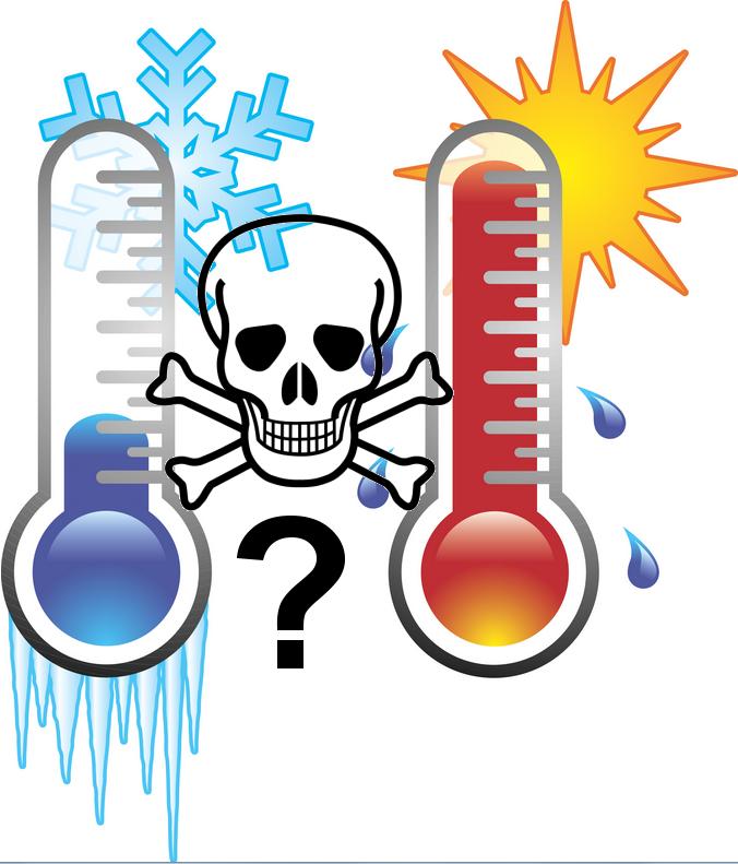 Wilderness clipart heat radiation Which U responsible is Heat