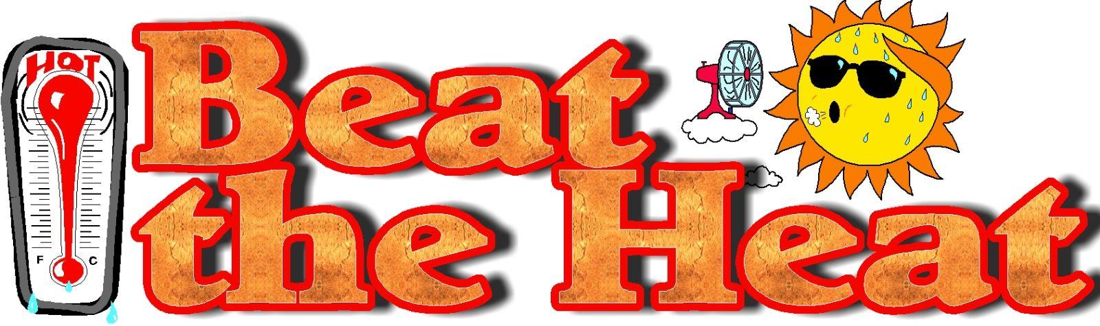 Heat clipart hot summer season Art heat Logo  the
