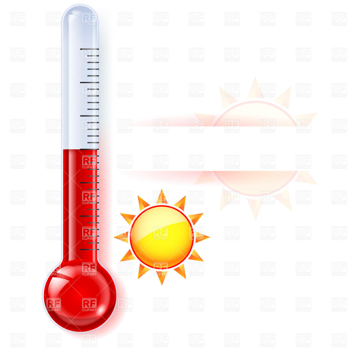 Heat clipart hot weather Heat Clipart Download Black Clipart