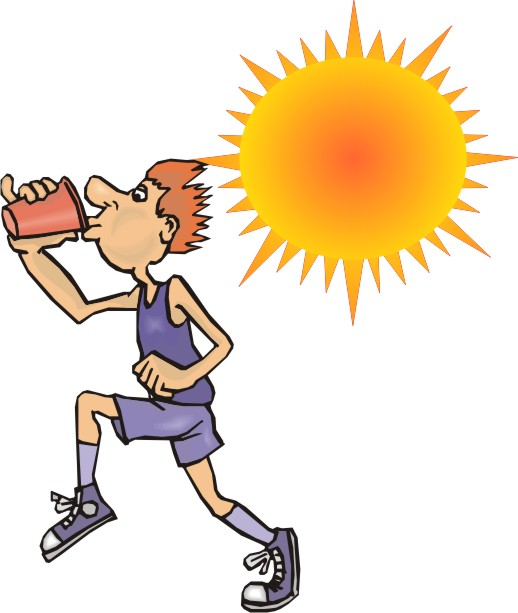 Heat clipart hydration Ding Hydration Prezi and by