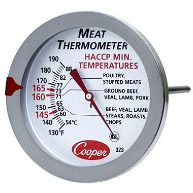 Heat clipart meat thermometer #6