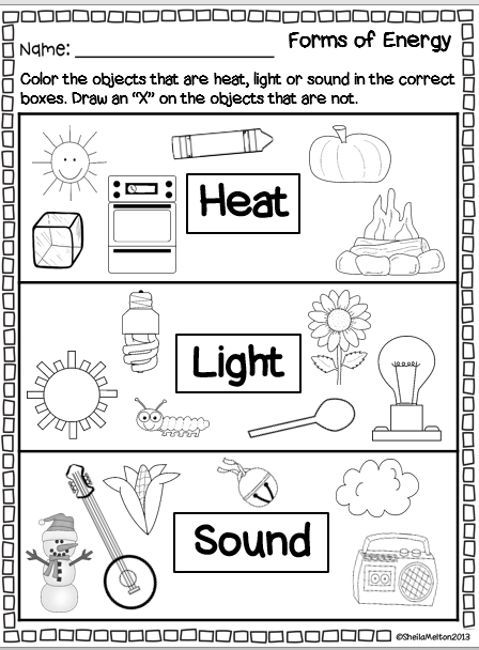 Heat clipart natural light source Students energy