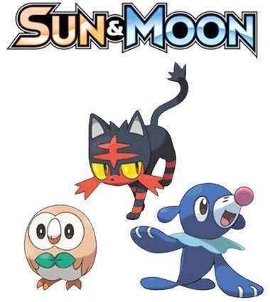 Heat clipart sun and moon Sun Tide Pokemon [Forest Moon