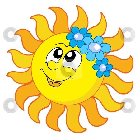 Heat clipart sunlight From Sun vector Style best