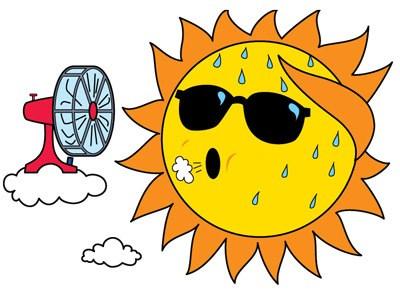 Heat clipart temperature CUSD Village Elementary Minimum