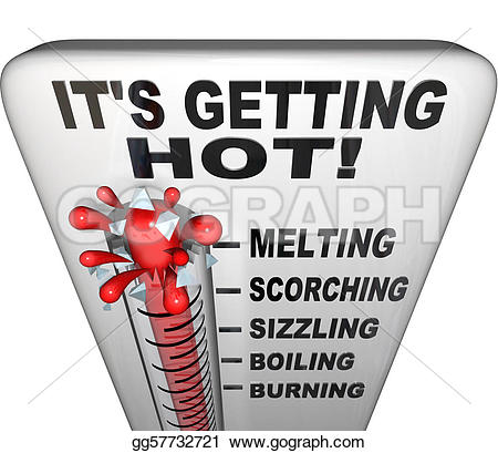 Heat clipart thermometer Descriptive Drawing top Drawing melting