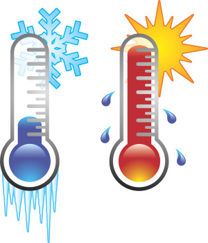 Heat clipart thermostat Energy my I temperature temperature