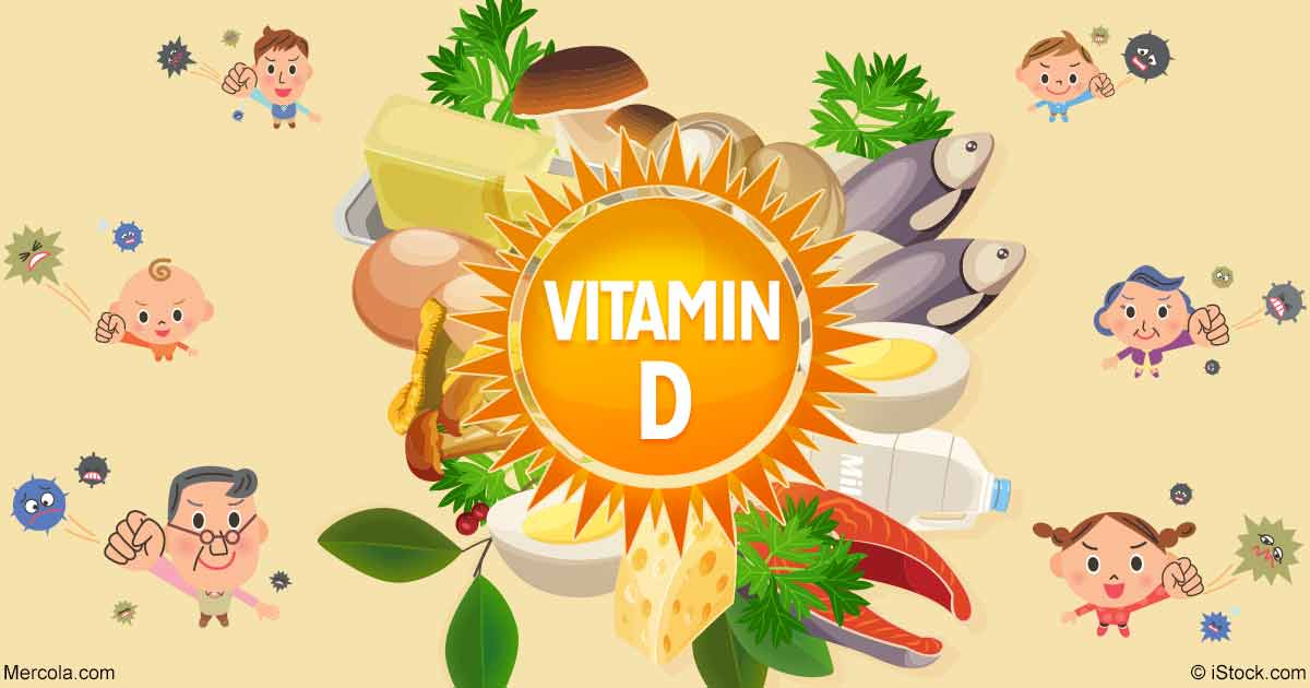 Heat clipart vitamin d And  D Infections Cancer