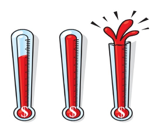 Warmth clipart low temperature A Signal is receiver? Blog