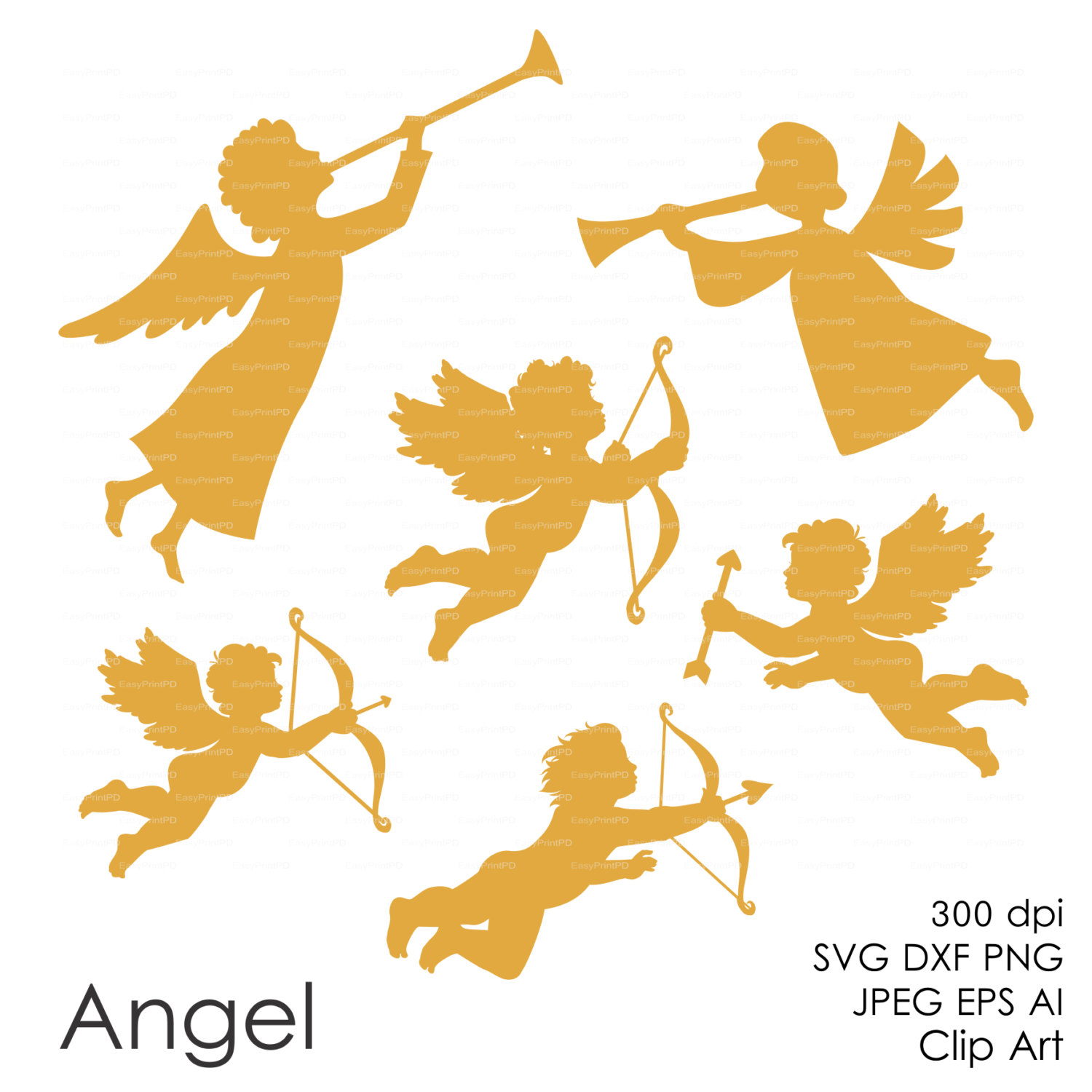 Heaven clipart angel Like this ai dxf Angel