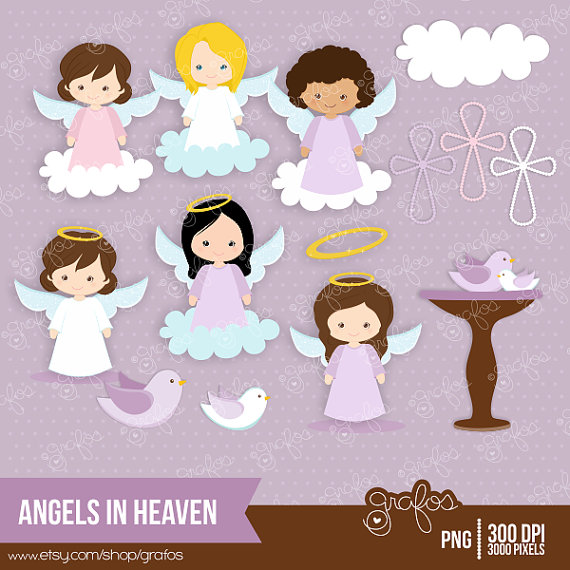 Pl clipart heaven IN ANGELS grafos by Clipart
