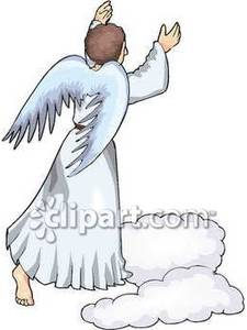 Heaven clipart angel An Angel Free Picture Clipart