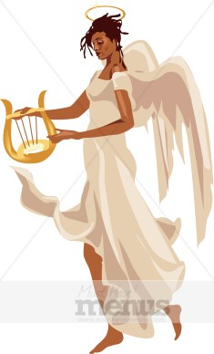 Heaven clipart angel Heavenly Angel angels Clipart Holiday