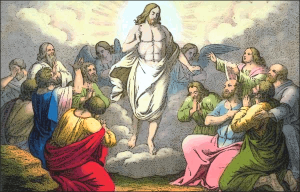 Heaven clipart ascension #12