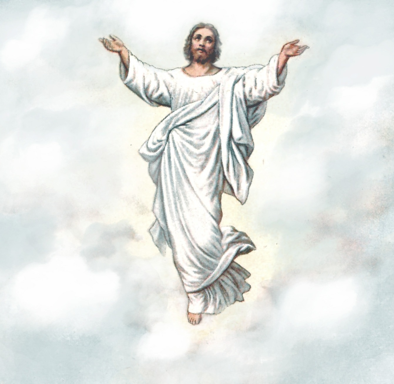 Heaven clipart ascension #6
