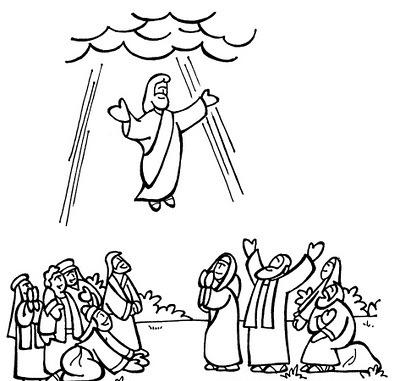 Heaven clipart ascension #8