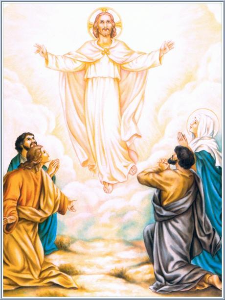 Heaven clipart ascension #14