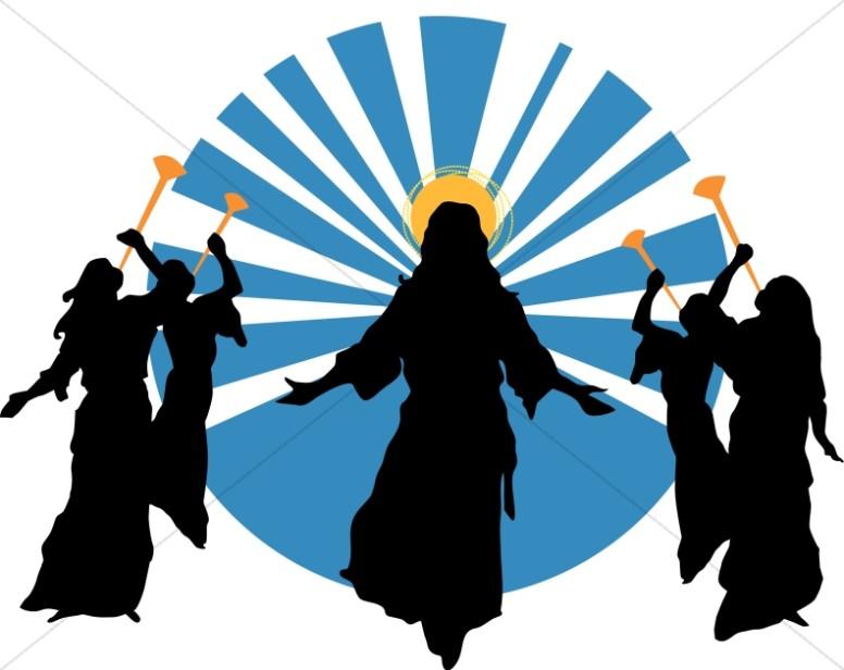 Heaven clipart ascension day Images Second Ascension Jesus Clipart